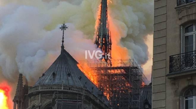 L\'incendio di Notre-Dame e gli attentati di Pasqua