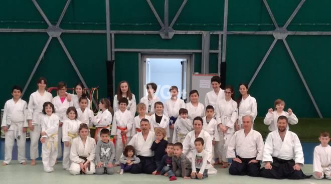Aikido, Stage dei Bambini a Tovo - Una giornata ricca per ragazzi ed istruttori!