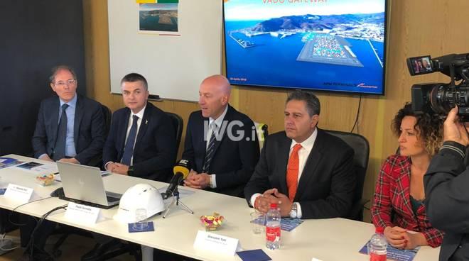 conferenza Maersk