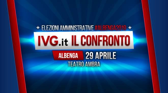 confronto elettorale Albenga