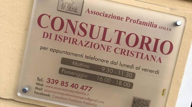 consultorio familiare diocesano