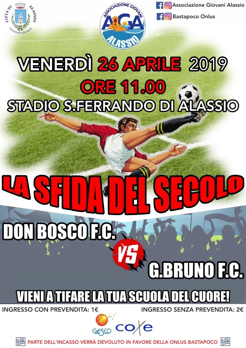 Don Bosco vs G.Bruno