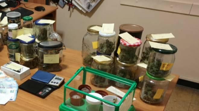 droga spaccio marijuana