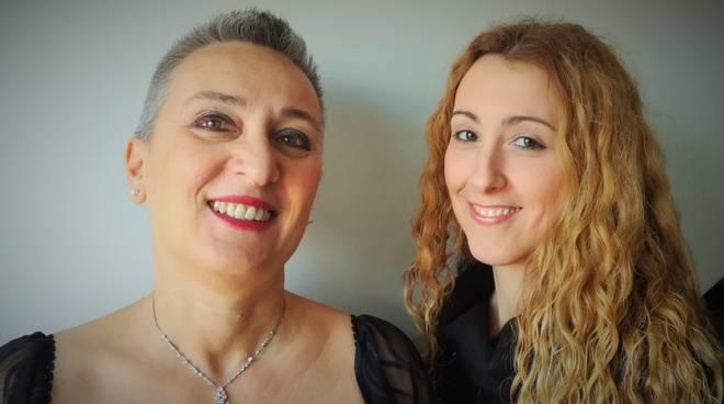 Elena Buttiero e Francesca Ghilione musiciste