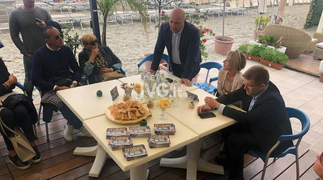 Europee, i candidati di Fratelli d'Italia Berrino e Fidanza a Varazze