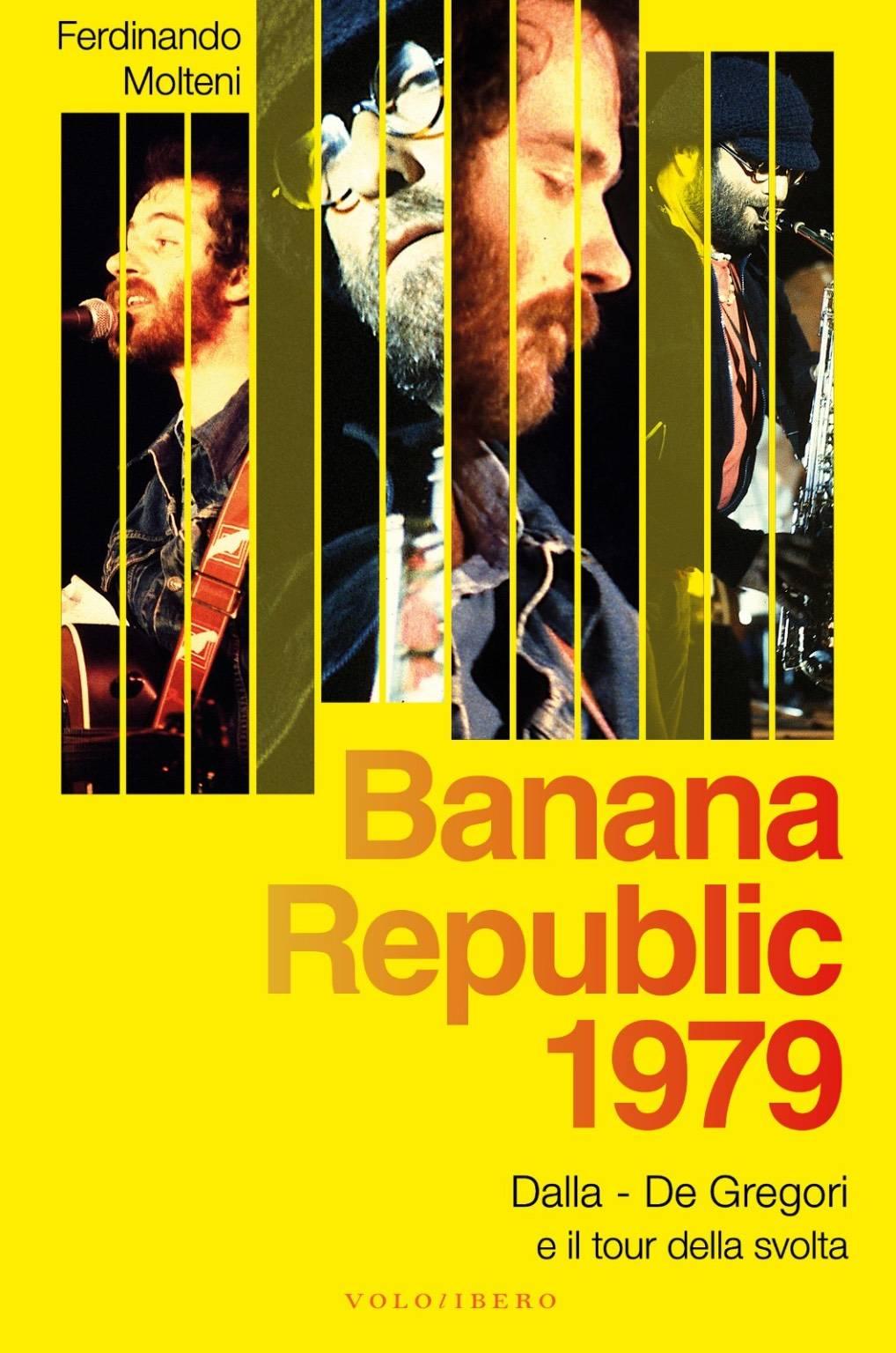 """""""Banana Republic 1979"""" libro Ferdinando Molteni"""