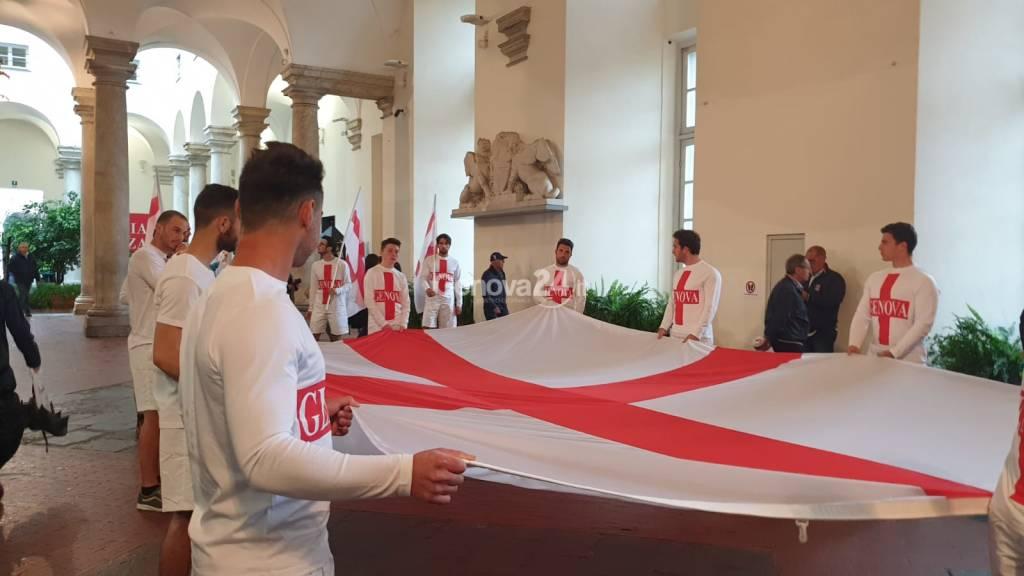 festa della bandiera di genova