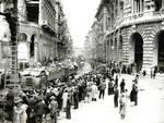 festa della liberazione partigiani 25 aprile via xx settembre