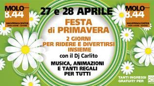 Festa di Primavera 2019 Molo 8.44 Vado Ligure