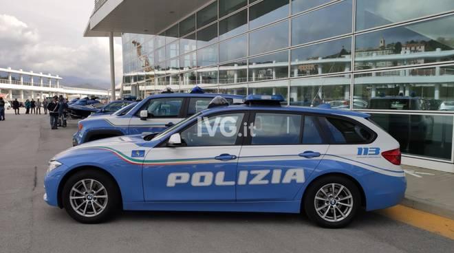 festa polizia 2019