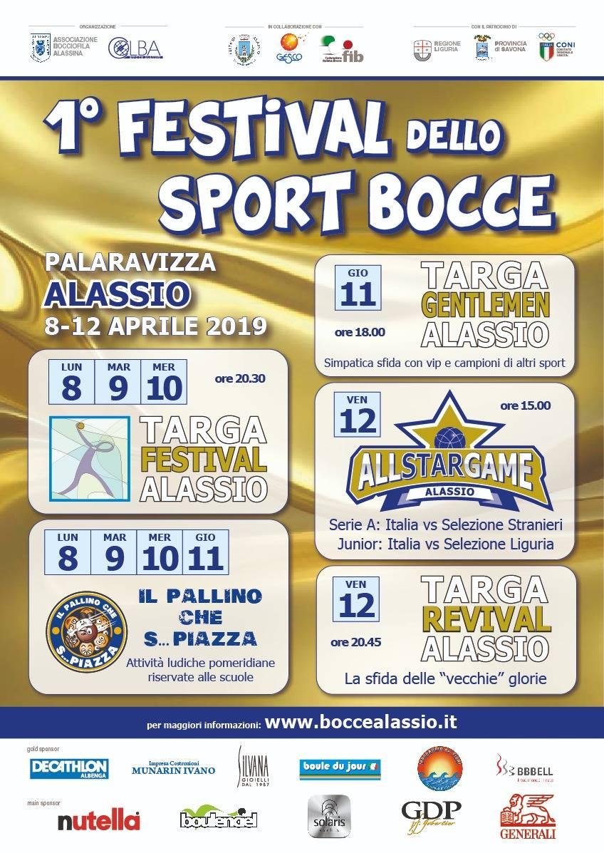 Festival dello Sport Bocce,