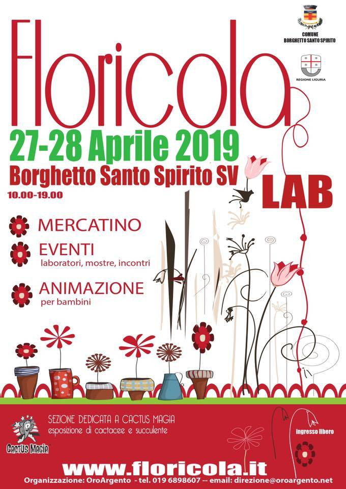 floricola 2019