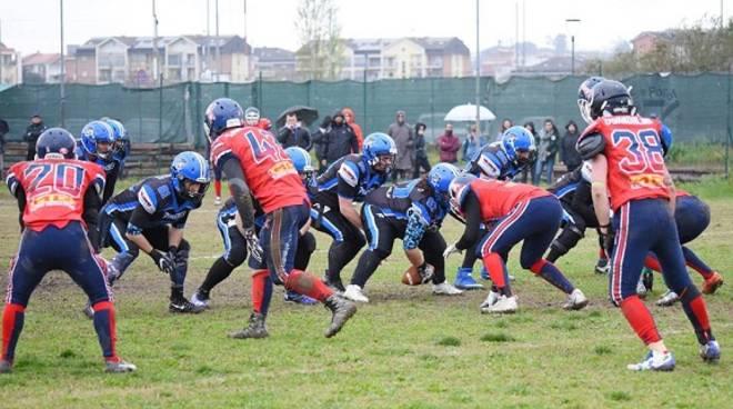 Football americano: Pirates vittoriosi ad Asti
