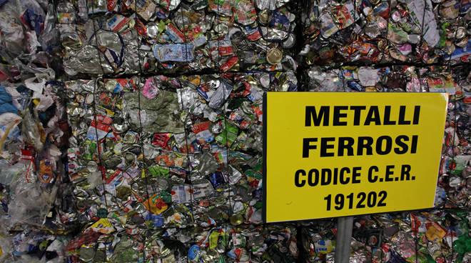 rifiuti ferrosi