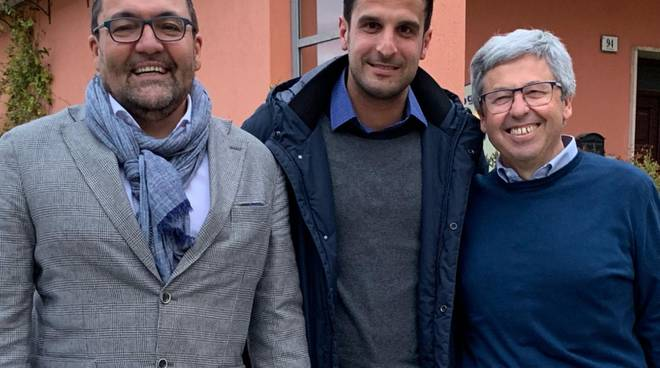 Giovanni Mela Calleri Albenga 2019