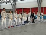 Il Club Scherma Voltri nella Serie B1 di sciabola maschile