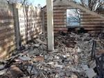 Incendio di Cogoleto, i danni a due famiglie