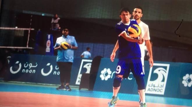 la medaglia d'argento negli Special Olympics World Games