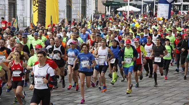 La Mezza Maratona internazione di Genova