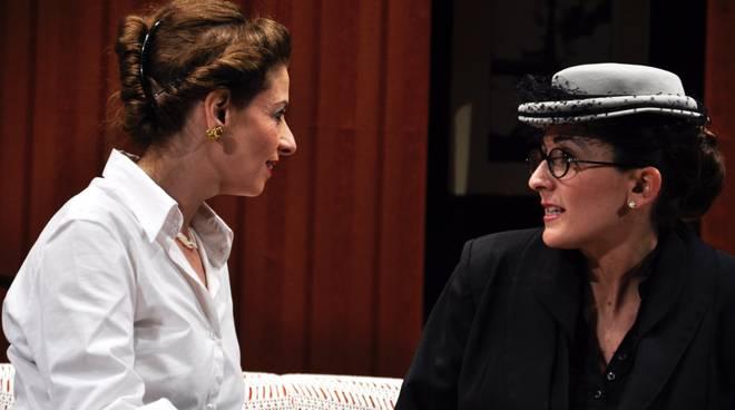 """""""La strana coppia"""" Sonia Fraschetti e Linda Siri"""