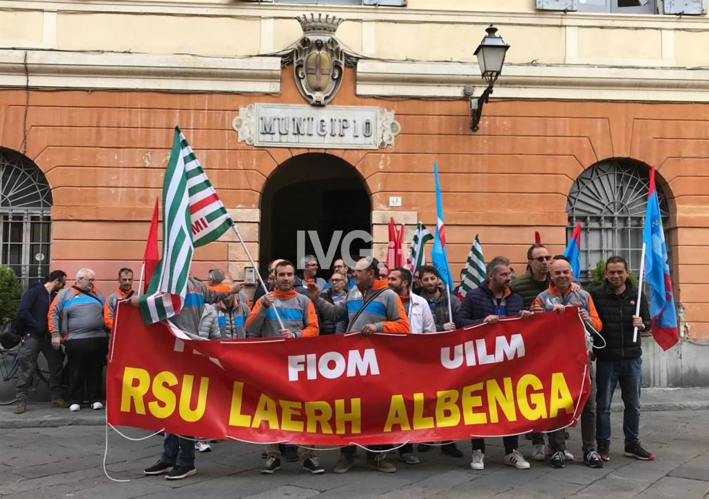 LaerH, lo sciopero del 2 aprile