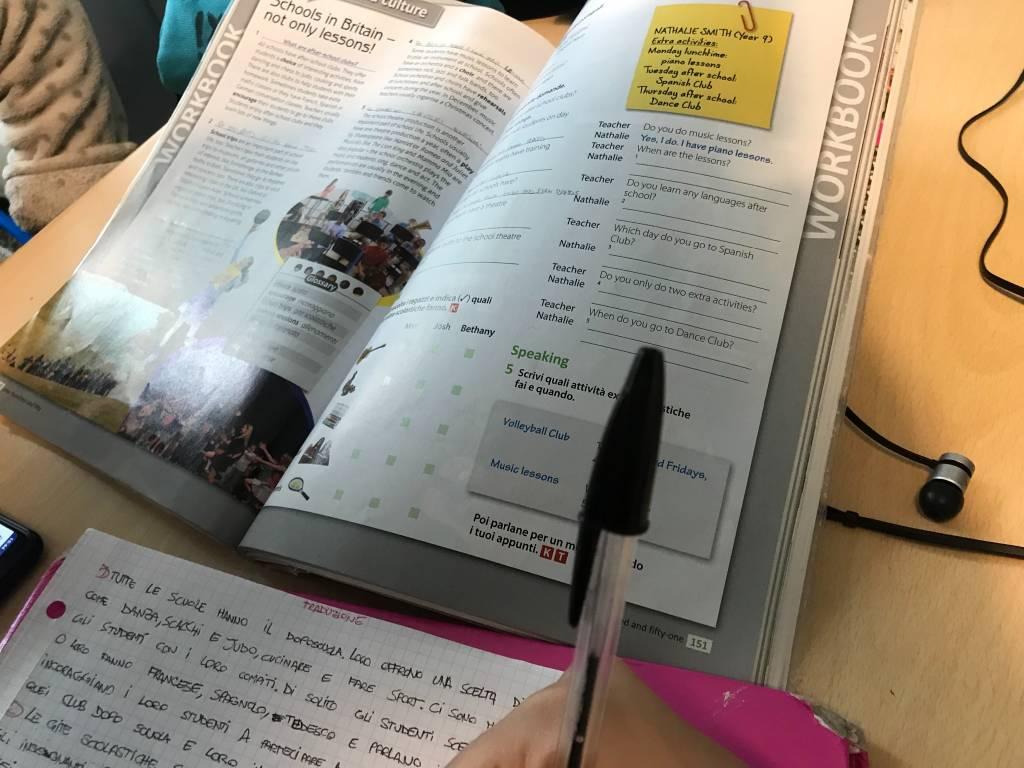 Libri scuola