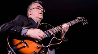 Luigi Tessarollo chitarrista