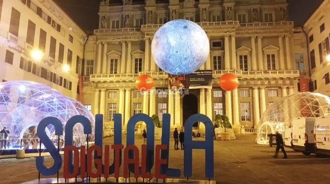 luna in piazza matteotti