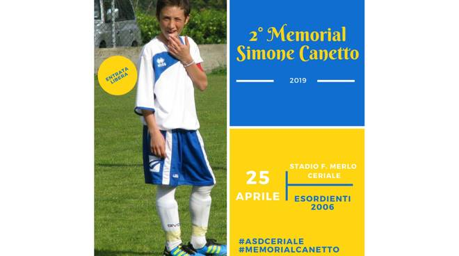 Memorial Simone Canetto