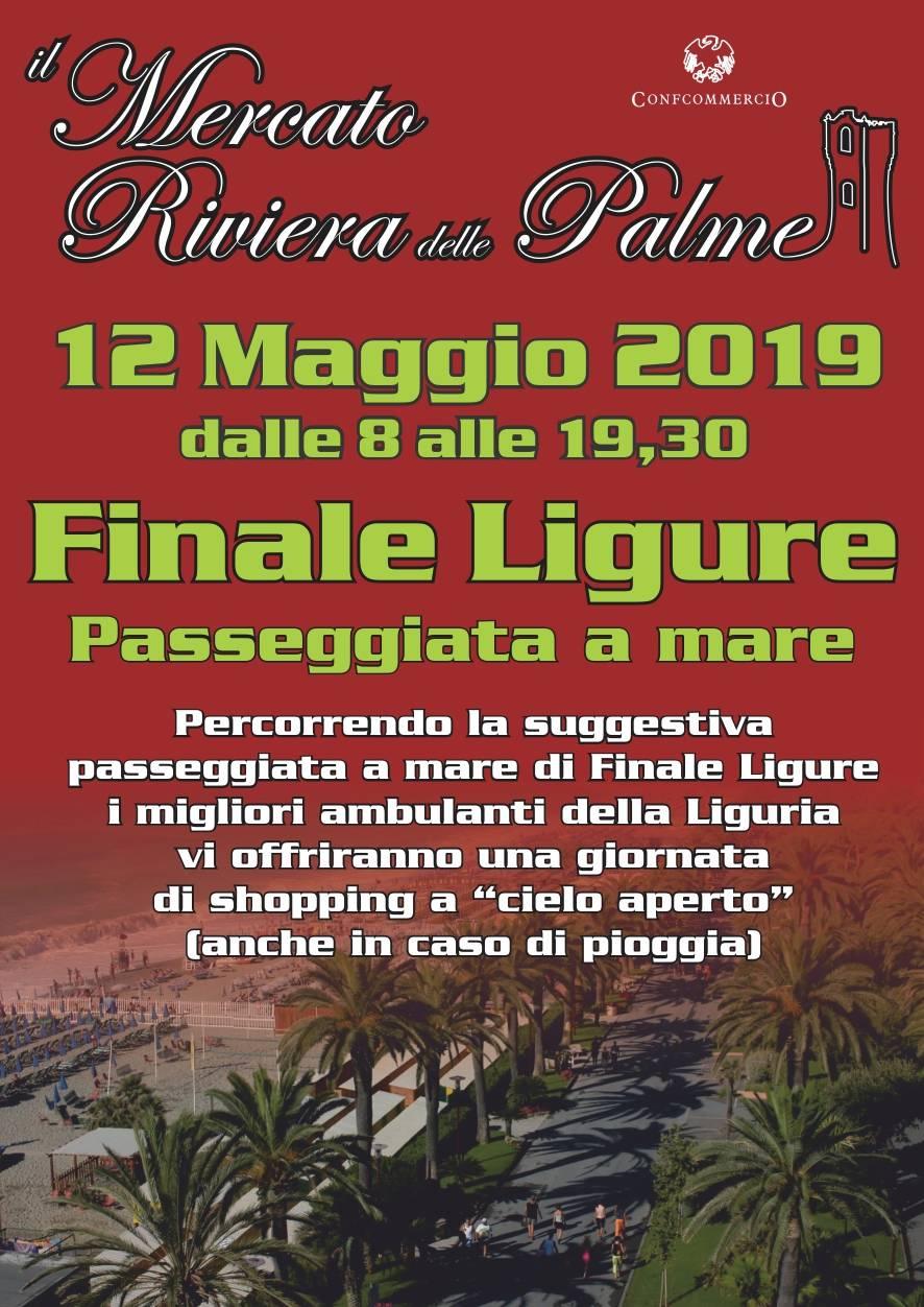 Mercato Riviera delle Palme a Finale Ligure