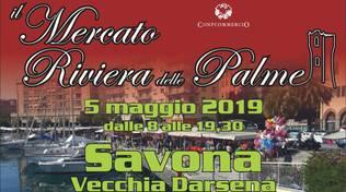 Mercato Riviera delle Palme a Savona
