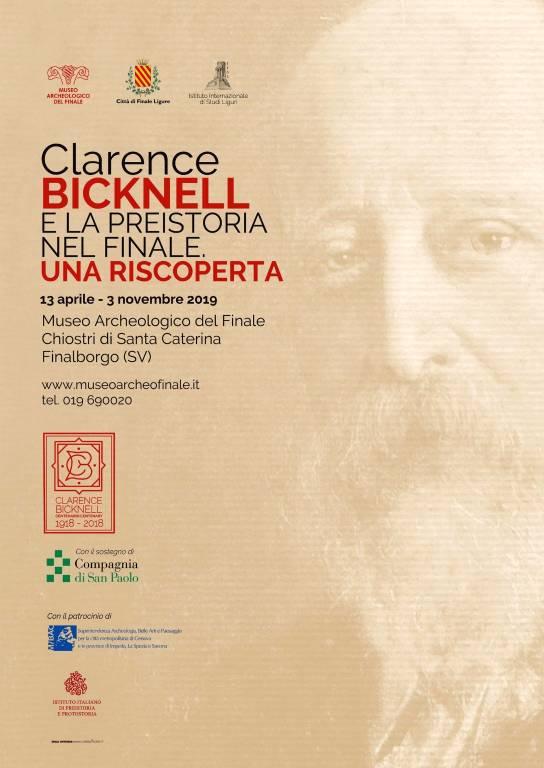 """Mostra """"Clarence Bicknell e la Preistoria nel Finale"""""""
