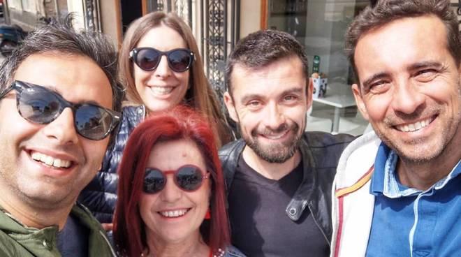 movimento 5 stelle varazze Sergio battelli massimo Lanfranco