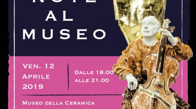 """""""Note al Museo"""" - Museo Ceramica e Pro Musica Antiqua Savona"""
