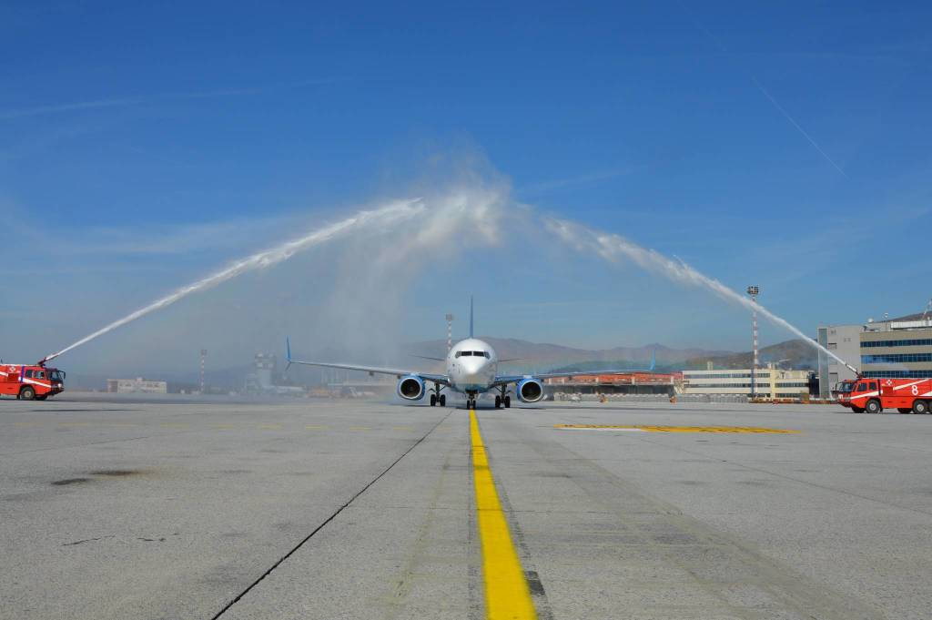 Nuovo volo Genova Mosca