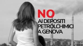 petizione depositi petrolchimici
