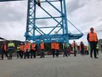 Piattaforma Maersk vado