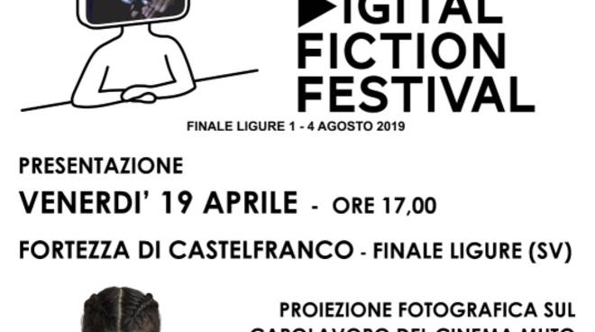 Presentazione Digital Fiction Festival 2019 Finale Ligure