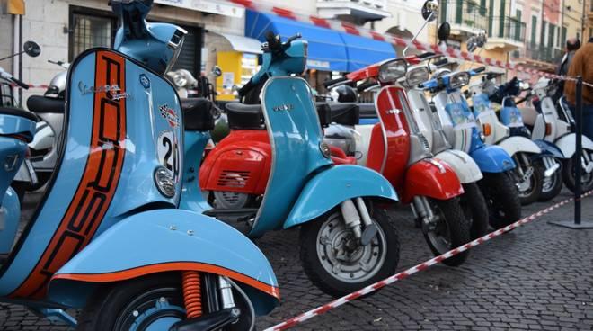 Raduno Vespa Club Italia Pietra Ligure 2019