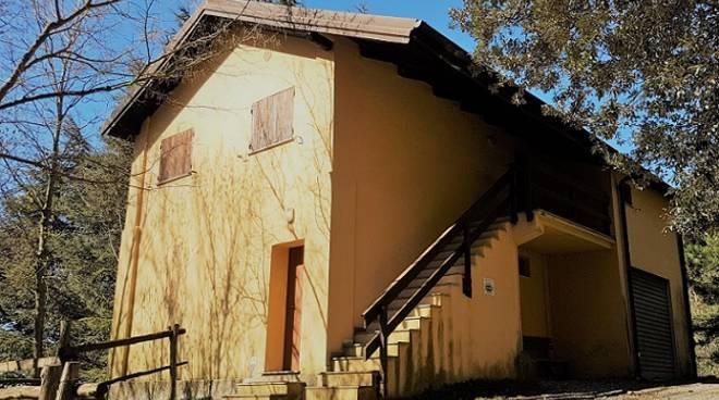 rifugio casa vacca beigua geopark