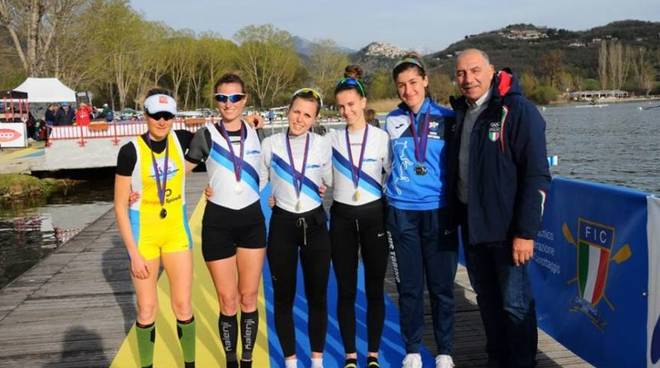 Rowing Club Genovese a Piediluco