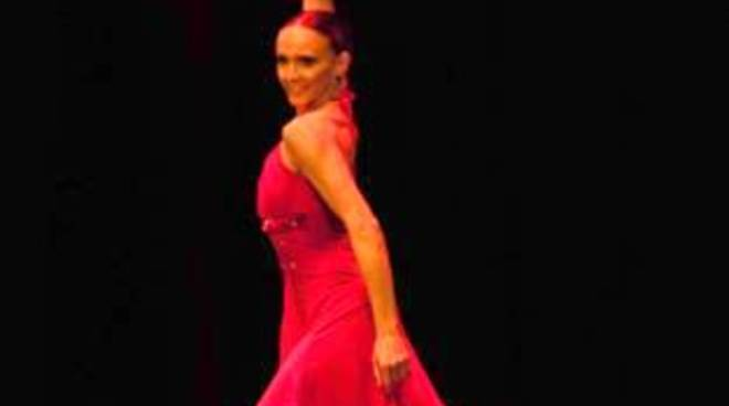 Sabrina Rinaldi ballerina tango