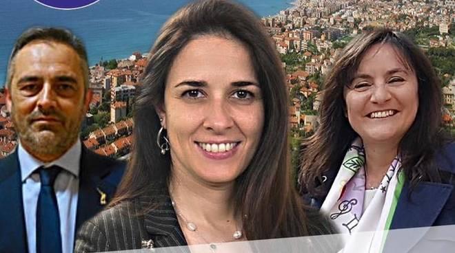 Sara Foscolo, Sonia Viale e Paolo Ardenti