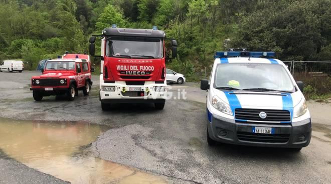 Savona, le ricerche delle due donne disperse nel Letimbro