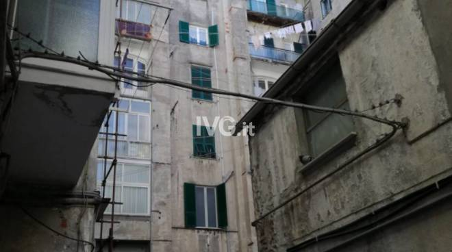Savona, proposta per recuperare i cortili del centro storico