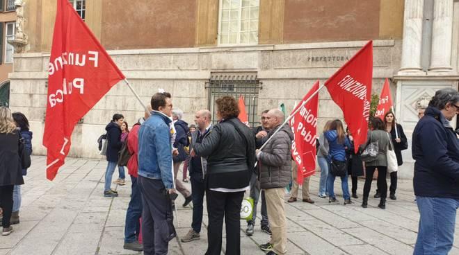 sciopero lavoratori agenzia delle entrate