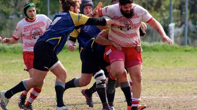 Serie C1: Rugby San Mauro vs Savona Rugby
