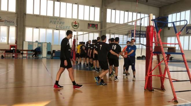 Serrafrutta Alassio Volley vittoriosa a Pietra Ligure
