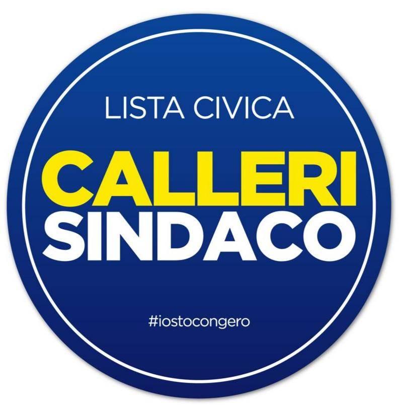 Simbolo lista Calleri sindaco