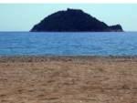 Spiaggia libera Gallinara generica